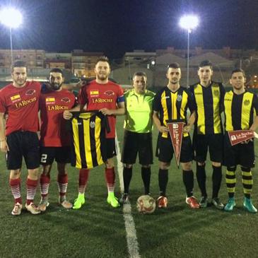 Redhawks La Roche Soccer